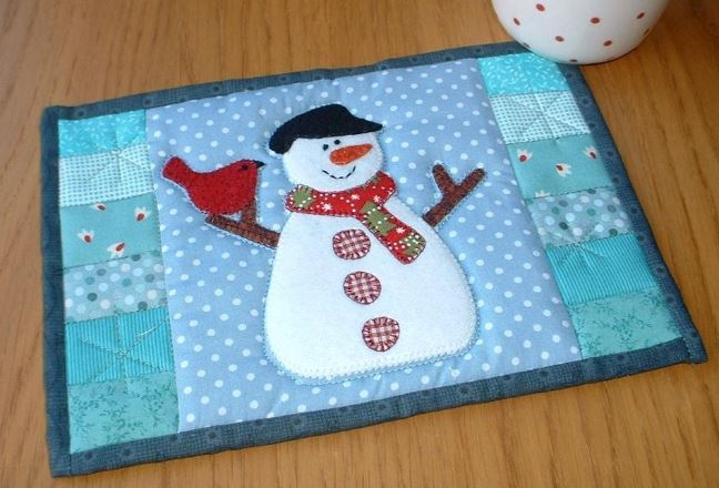 Snowman Quilt Patterns & Projects to Try: Frosty Approved! : snowman quilt pattern - Adamdwight.com