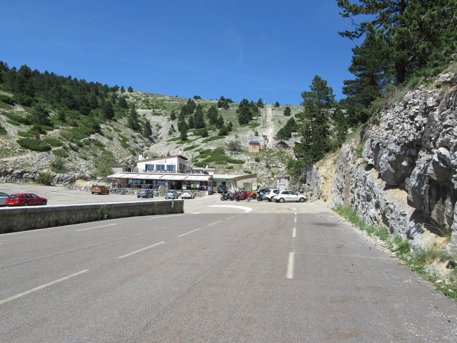 Cycling Mount Ventoux - Le Chalet Reynard