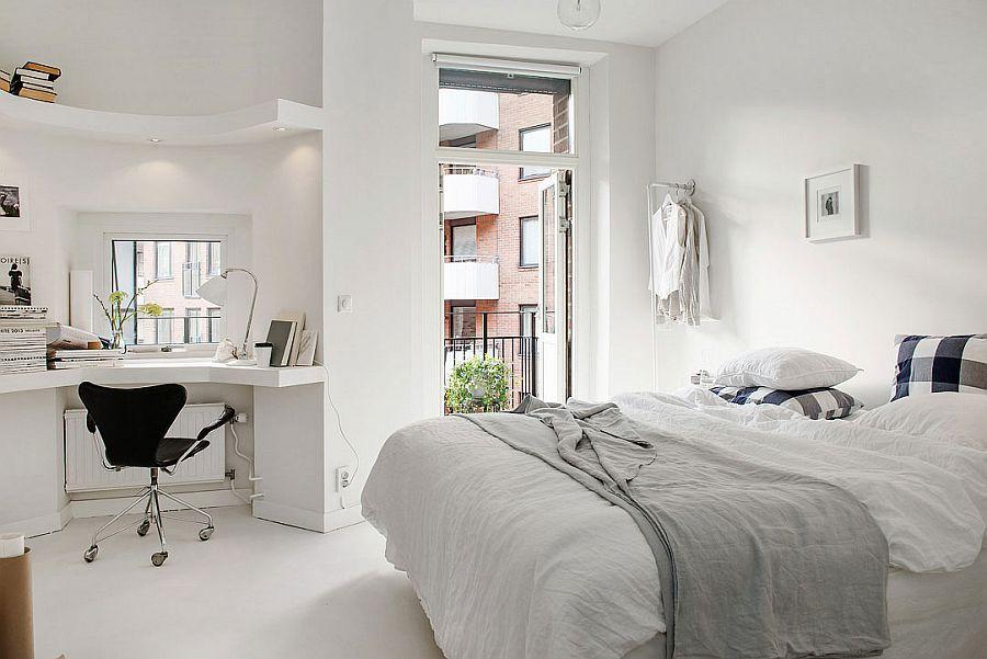 Cozy Scandinavian Bedroom Ideas