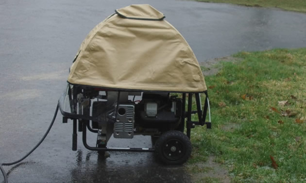 generator-safety-from-rain