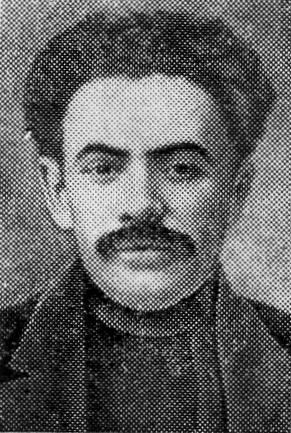 Перший голова Всеукраїнської ЧК Ісак Шварц (товариш Семен). Саме у його вагоні на станції Курськ та ВУЧК і зародилася