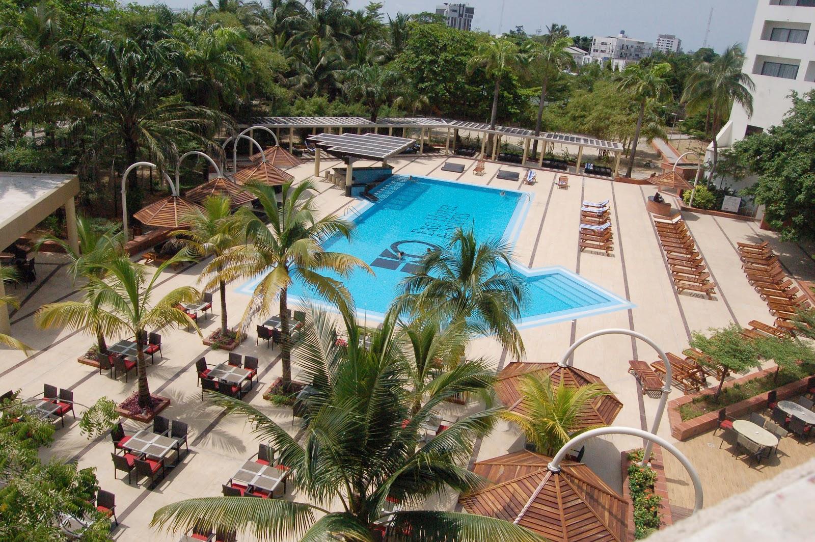 Eko Hotel - Swimming Pool
