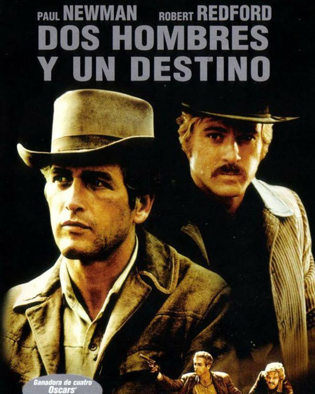 Dos hombres y un destino (1969, George Roy Hill)