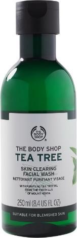 Image result for body shop tea tree oil and cleanser set