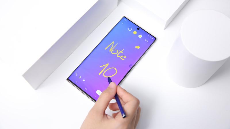 Điện thoại Samsung Galaxy Note 10+ | Bút S-Pen