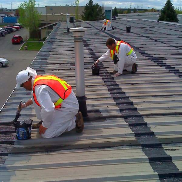 commercial roofing and waterproofing