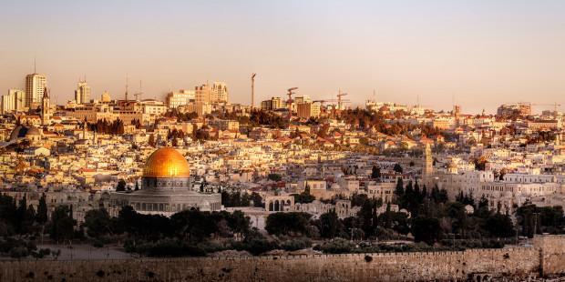 Đức Thánh Cha Phanxico lên tiếng lo lắng về việc chuyển đại sứ quán Mỹ sang Giê-ru-sa-lem