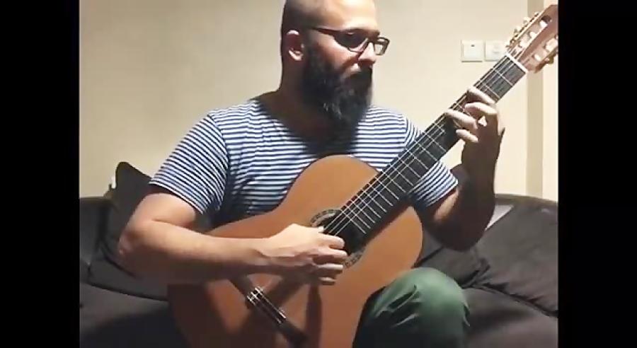 محمد صالحی مدرس گیتار کلاسیک
