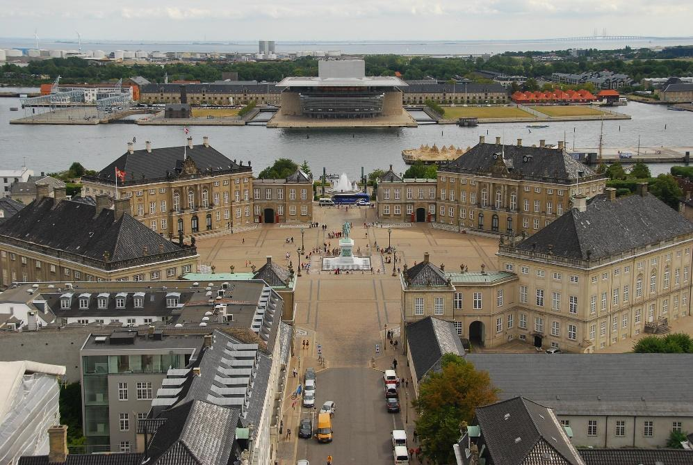 Billedresultat for amalienborg palace