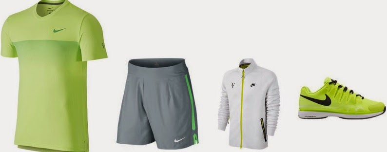 Rogers 2015 Outfit for Australian Open