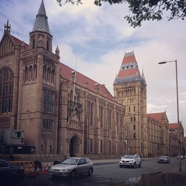 Manchester Üniversitesi - Manchester Gezi Rehberi