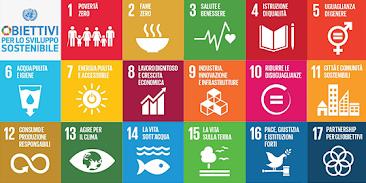 Seleziona in quale dei seguenti Obiettivi di Sviluppo Sostenibile, ricade il progetto (mx 3)