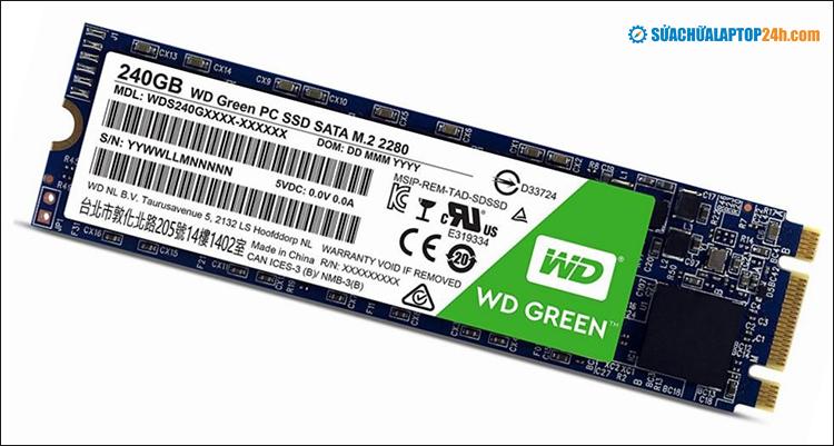 Ổ cứng SSD 240GB là sự lựa chọn hoàn hảo