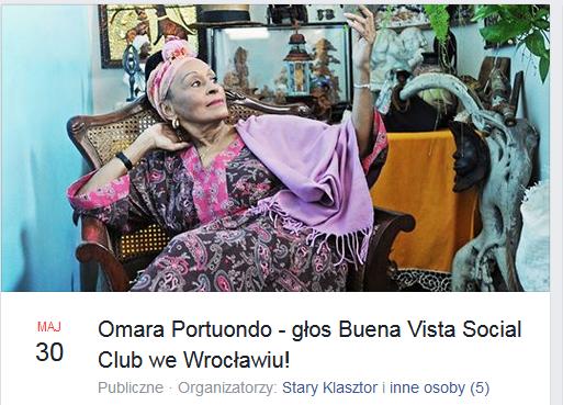 Omara Portuondo Buena Vista