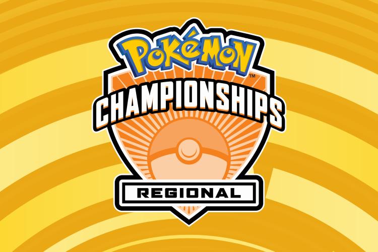 Pokemon Regional Championships logo with BG