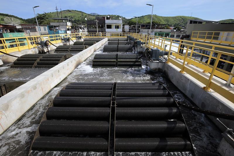 O novo marco legal do saneamento e os esforços para a expansão do  tratamento de esgoto na Zona Oeste do Rio - Rio Capital Mundial da  Arquitetura