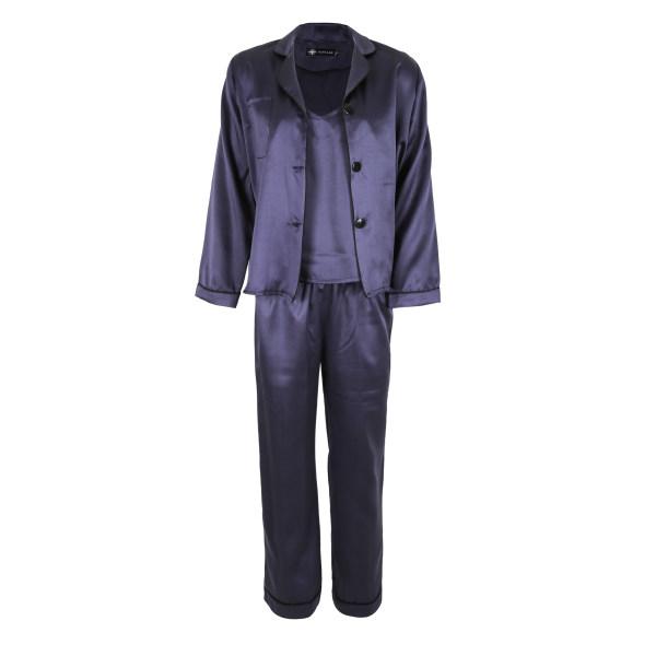 لباس خواب زنانه ناوالس کد SS2020-PJM105-NV