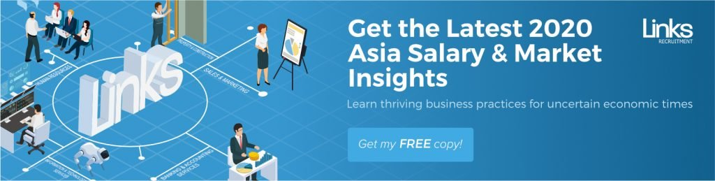 Get the latest Asia Salary & Market Insights