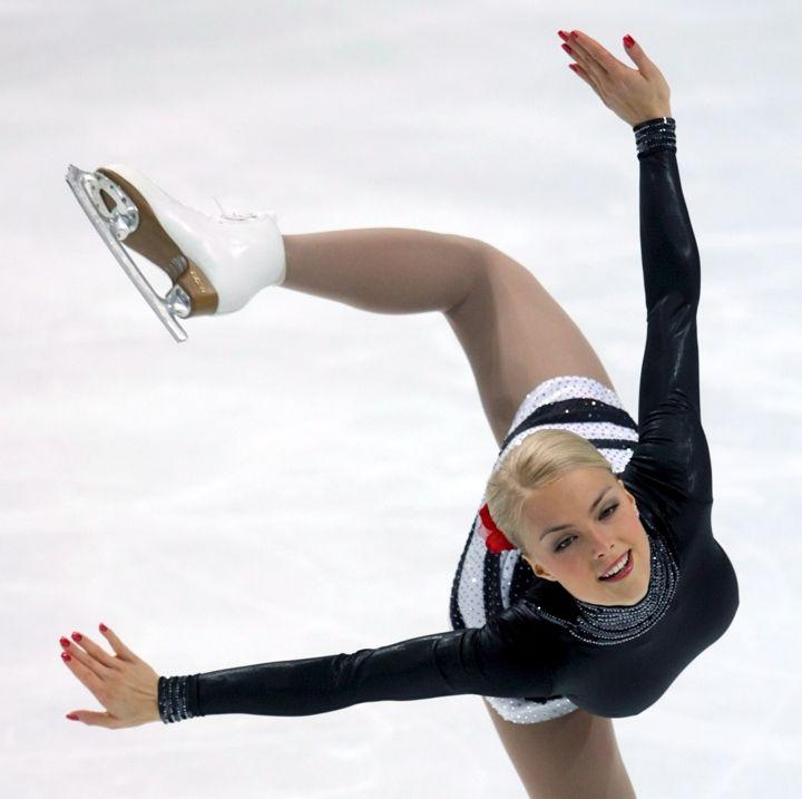 Kiira Korpi (Figure Skater)