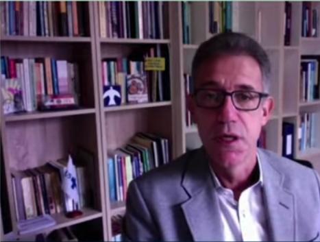 Arthur Chioro abordou os desafios do Brasil no pós-pandemia. (Fonte: Estadão Summit ESG2021/Reprodução)