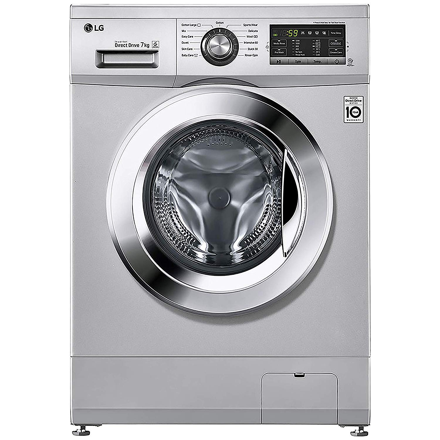 LG FH2G6HDNL42 Fully-Automatic Front Loading Washing Machine