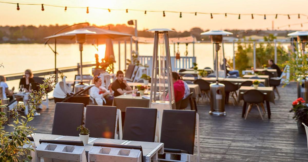 riga sunset lounge restorāns