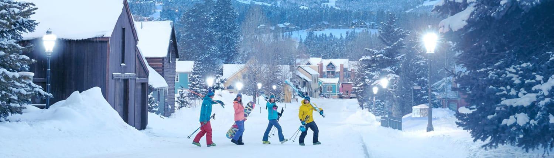 Breckenridge Ski Resort | Colorado Skiing | Breckenridge Resort