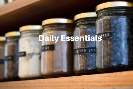 Daily Essentials 20-60% Off Amazon Prime Day Offers