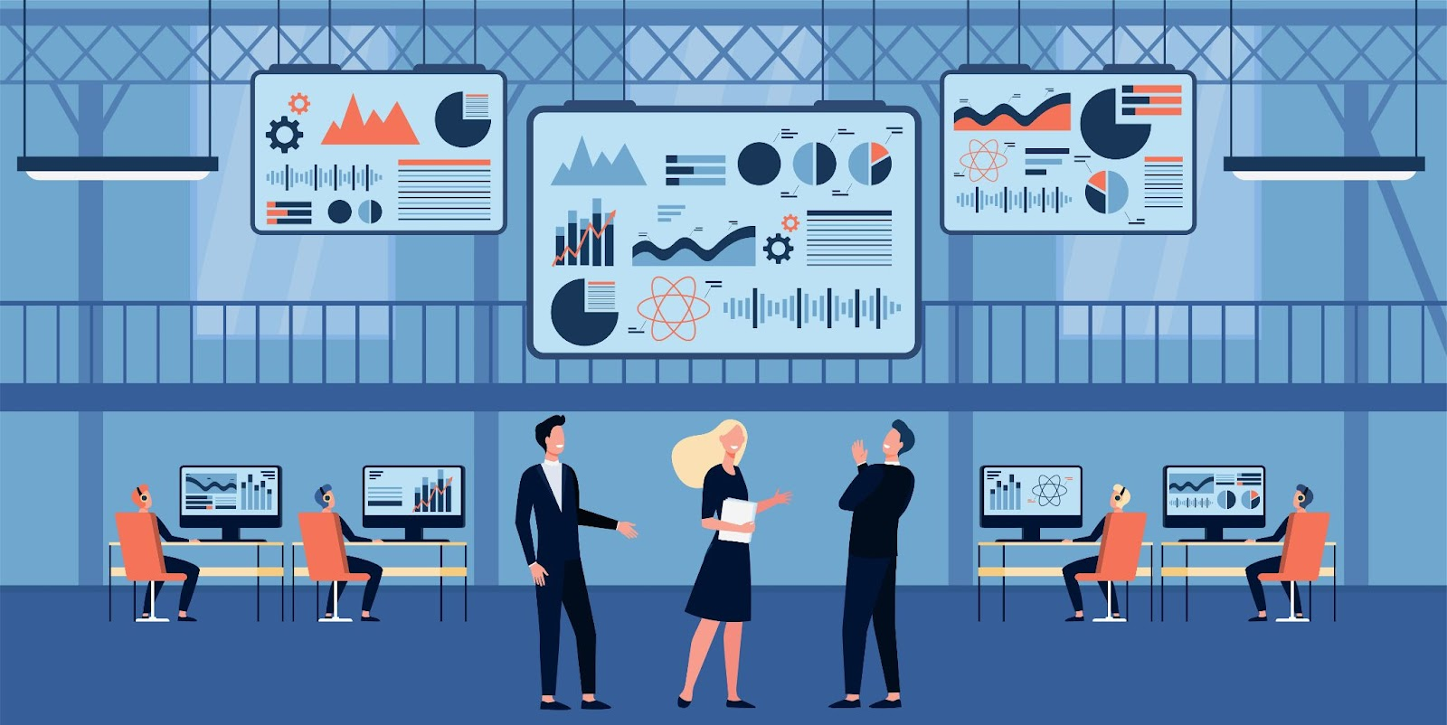 Roles and responsibilities of Data Science and Data Analytics.