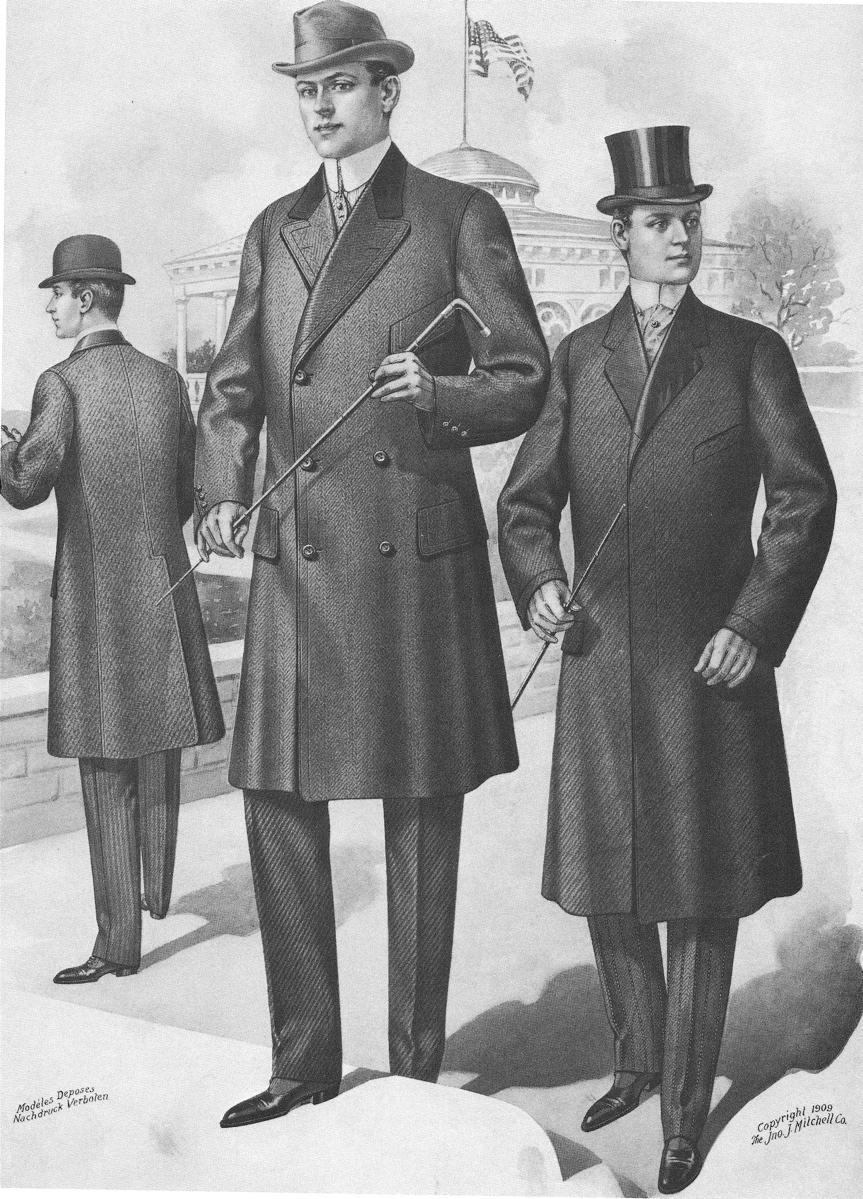 History of Overcoats