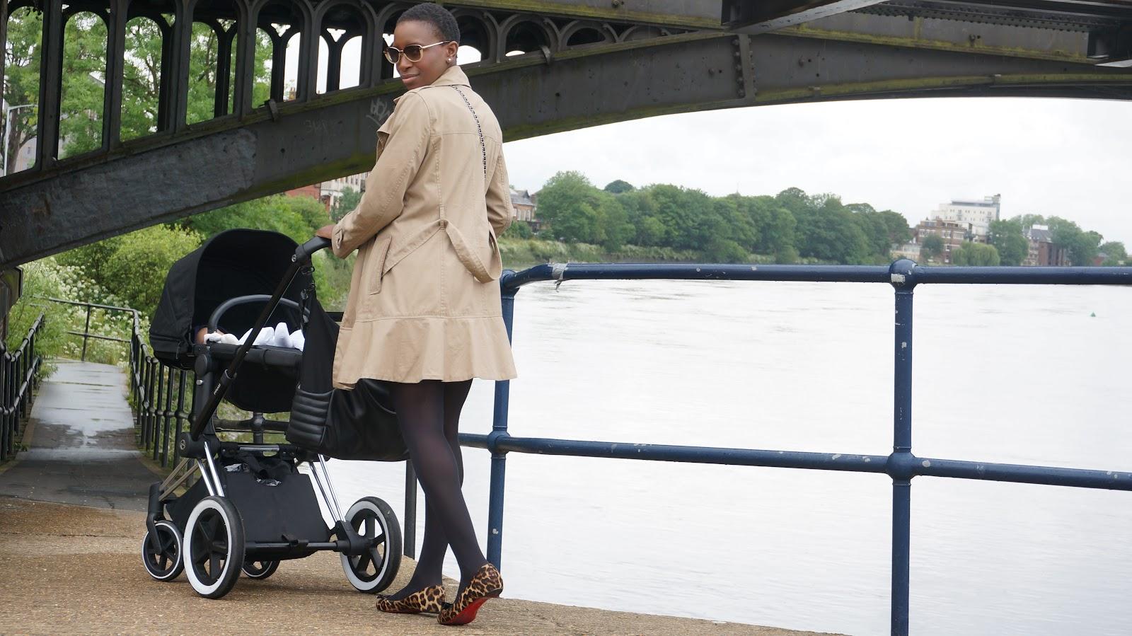 London: Spotlight on Barnes #CybexInTheCity River Thames Barnes Bridge