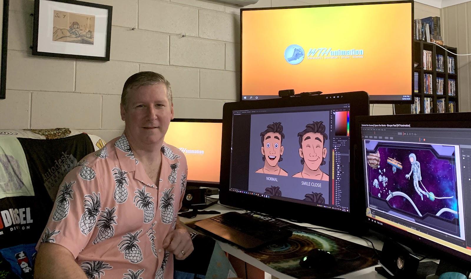 Cartoon Animator 4 và After Effect một sự kết hợp tuyệt vời