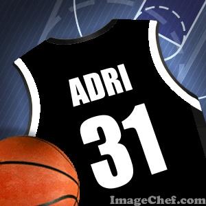 Basketball Jersey Image