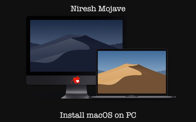 Cara Download MacOS Hackintosh Untuk Install di Laptop/PC