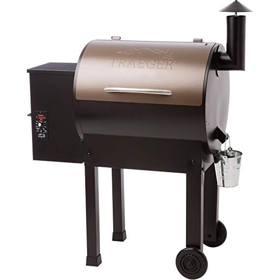 Wood Pellet Grill and Smoker