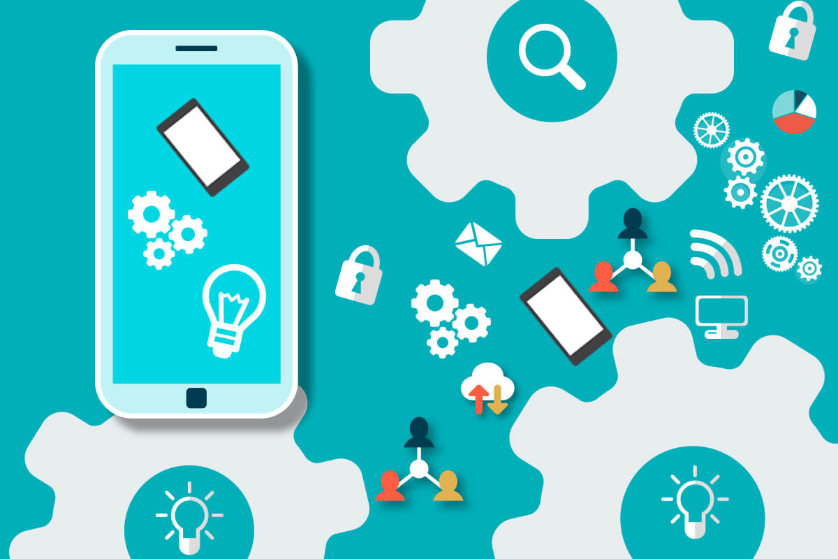What are mobile application development platforms?