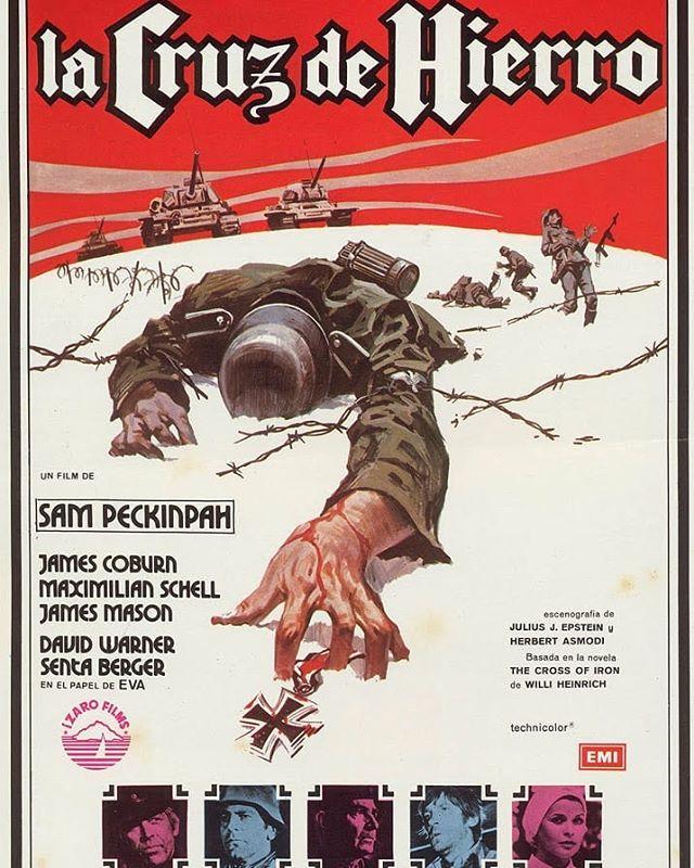 La cruz de hierro (1977, Sam Peckinpah)