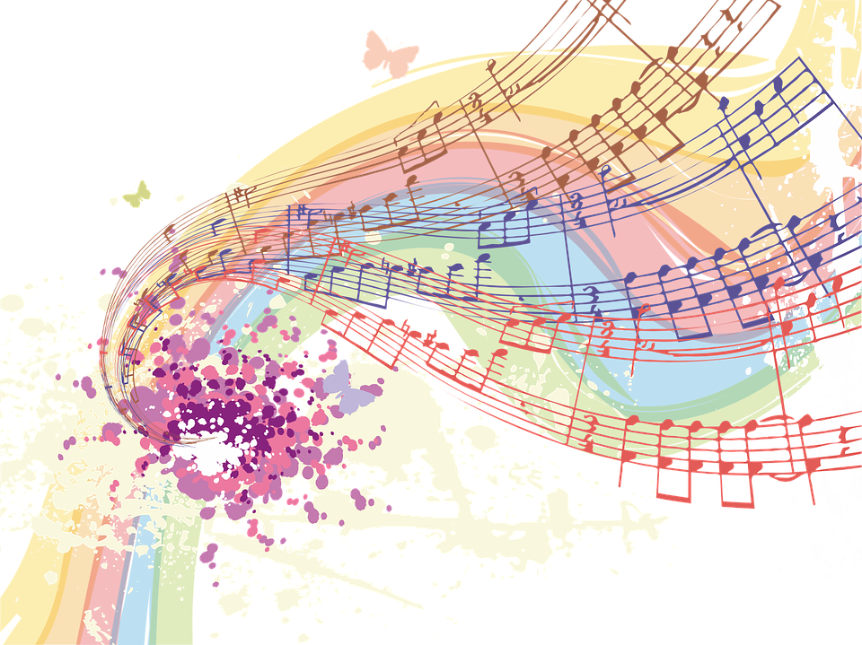 Free vector graphic: Music, Notes, Abstract - Free Image ...
