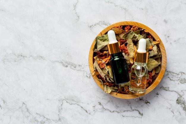 Essential oils for a hangover