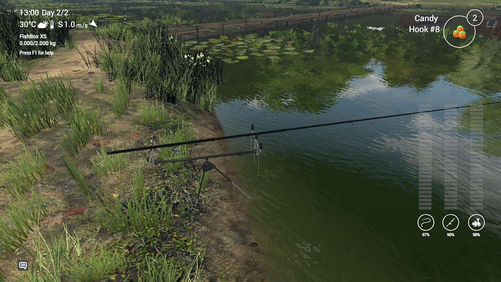 The Developers Diaries: New Fish and Waterways! - Developer