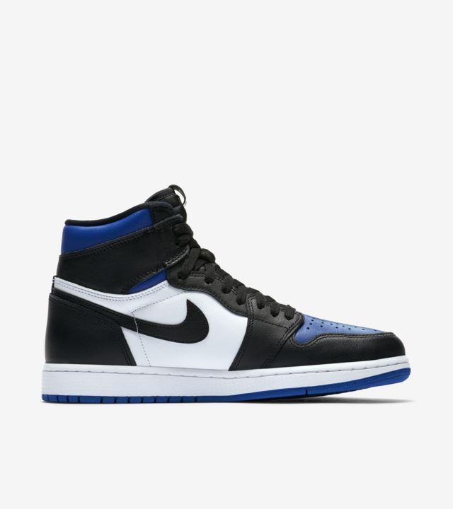 """Nike Air Jordan 1 Retro High OG Royal Toe"" รองเท้าที่ขายหมดไวเพราะซีรีส์ The Last Dance 02"