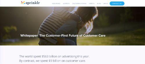 The Customer-First Future of Customer Care