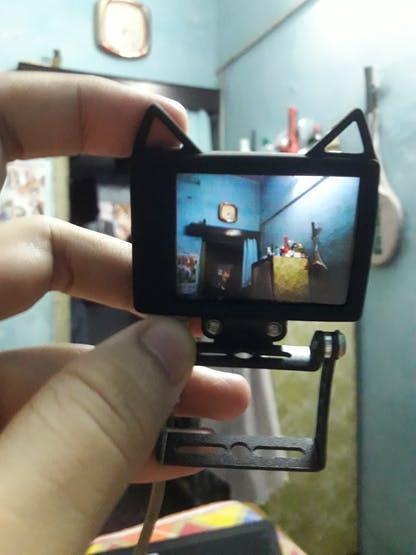 Demosnstration of Husky Lens
