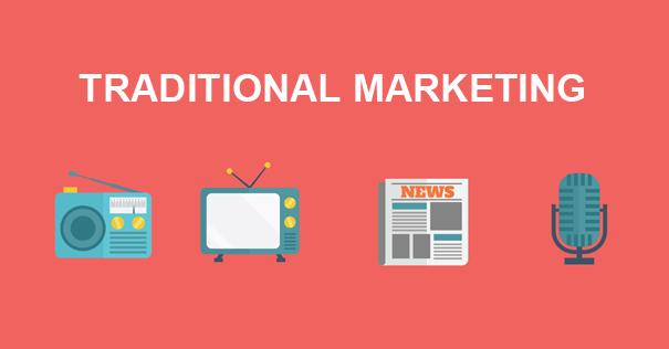Marketing truyền thống là gì? (cre: Unica)