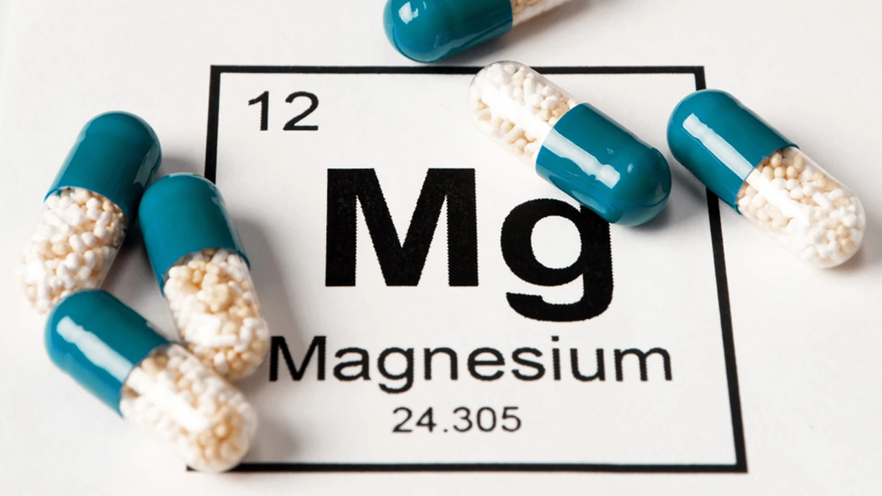 Magnesium Citrate And Magnesium Glycinate
