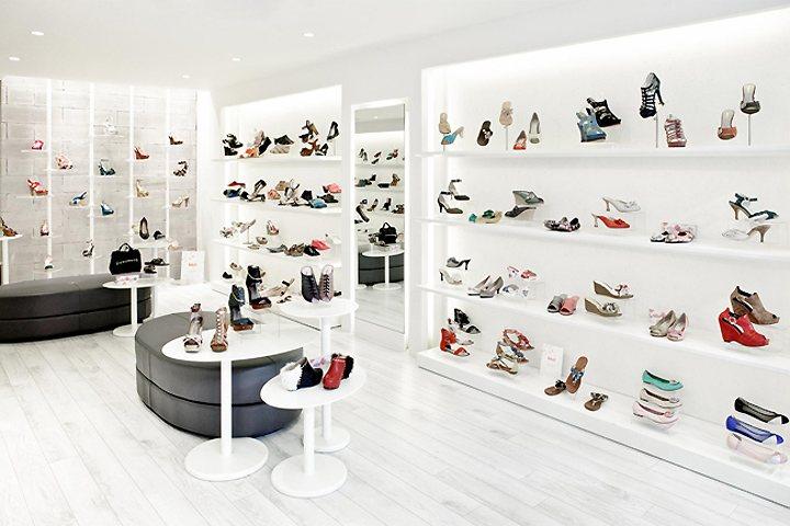 quay quảng cáo giày dép 1