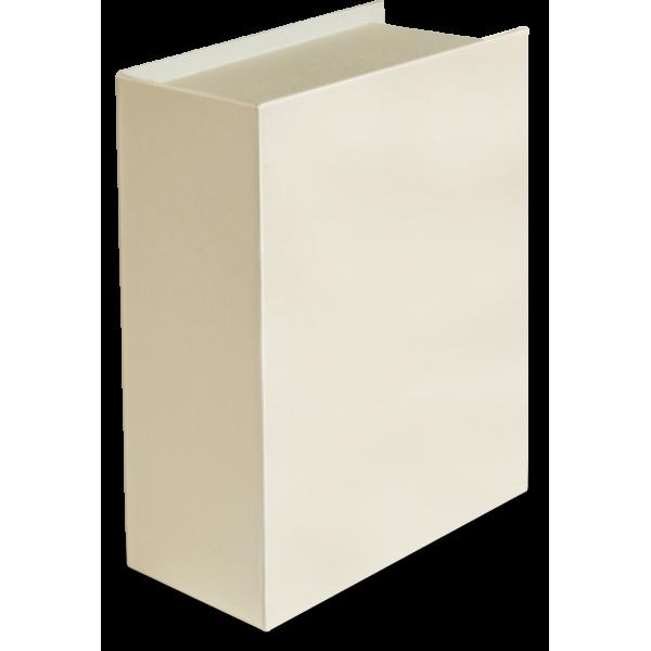 Regular Book Box—Ivory