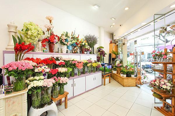 Kết quả hình ảnh cho shop hoa tươi Biên Hoà
