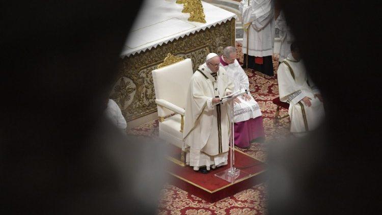 Toàn văn bài giảng của Đức Thánh Cha Phanxico Lễ Chúa Hiển linh