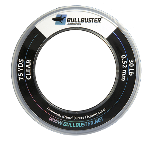 Monofilament Leader Material Vs. Fluorocarbon Leader Material